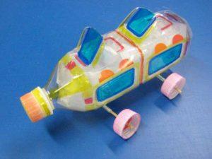 「ペットボトルの車作り」 @ 水環境館 多目的ホール