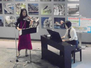 水曜コンサート「バイオリンとピアノの奏べ」 @ 水環境館 多目的ホール | 北九州市 | 福岡県 | 日本