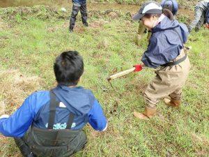「北九州魚部と行く湿地再生プロジェクト」 @ 干潟観察公園 | 北九州市 | 福岡県 | 日本