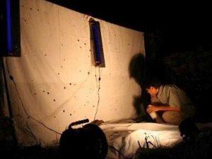 「いざ夜の田んぼへ!~光に集まる昆虫観察~」 @ 曽根新田 | 北九州市 | 福岡県 | 日本