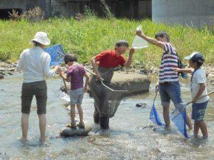 「チャレンジ飼育展示スタッフ!」 @ 紫川中流 | 北九州市 | 福岡県 | 日本